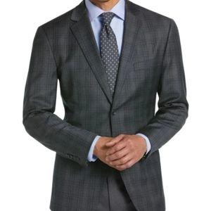 Men's Pronto Uomo Platinum wool jacket. 44 regular